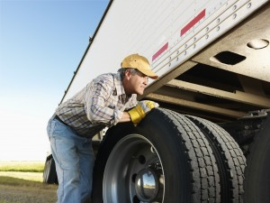 Performing a Through Truck Safety Inspection