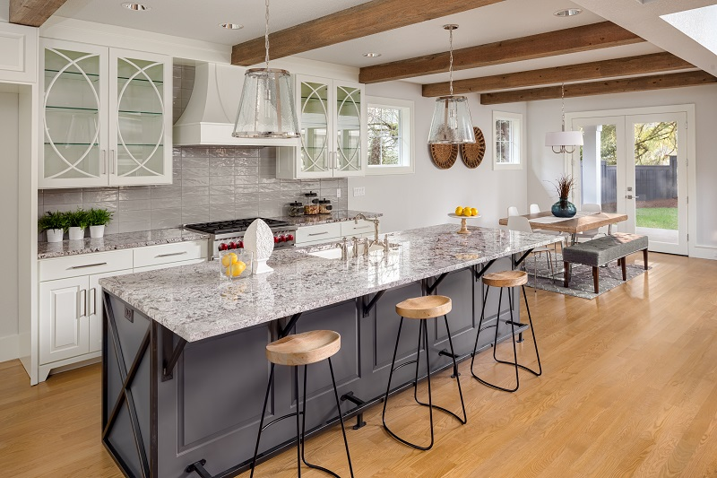 Alexandria, VA: Kitchen Design Ideas That Create The Illusion of More Space
